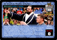 As Smart As Rhodes Scholars