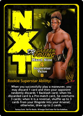 Darren Young Superstar Card