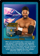 Darren Young Superstar Card - VSS
