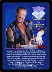 DDP Superstar Card
