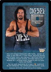 Diesel Superstar Card