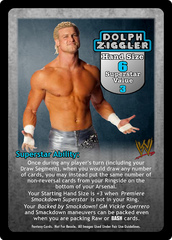 Dolph Ziggler Superstar Card
