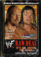 Two-Man Power Trip Starter Deck