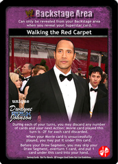 Walking the Red Carpet