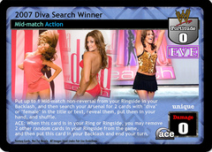 2007 Diva Search Winner