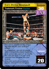 Eve's Divine Moonsault