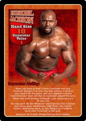 Ezekiel Jackson Superstar Card