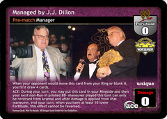 Managed by J.J. Dillion