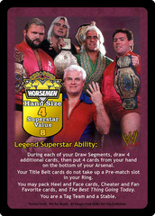 The Four Horsemen Superstar Card
