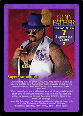 Godfather Superstar Card