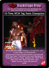 10-Time WCW Tag Team Champions