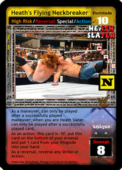 Heath's Flying Neckbreaker