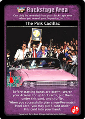 The Pink Cadillac
