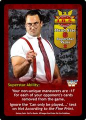 I.R.S. Superstar Card