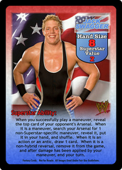 Jack Swagger Superstar Card