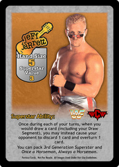 Jeff Jarrett Superstar Card