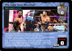 The Cape Town Werewolf