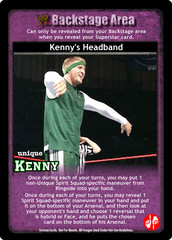 Kenny's Headband