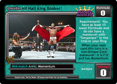 <i>Revolution</i> All Hail King Booker!
