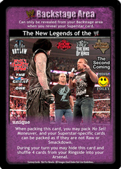 The New Legends of the WWE