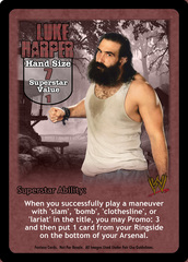 Luke Harper Superstar Card