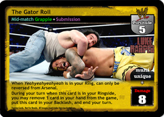 The Gator Roll