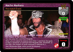 Macho Madness