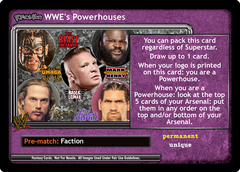 <i>Revolution</i> WWE's Powerhouses