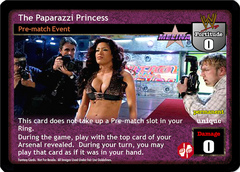 The Paparazzi Princess