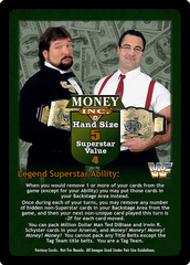 Money Inc. Superstar Card