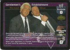Gentlemen's Establishment