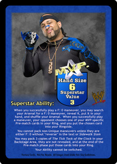 MVP Superstar Card