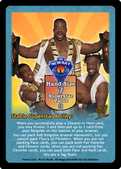 The New Day Superstar Card