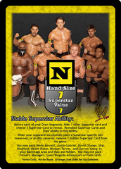 Nexus Superstar Card