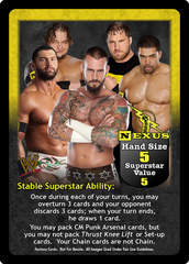 New Nexus Superstar Card