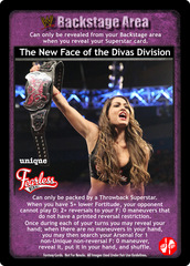 The New Face of the Divas Division