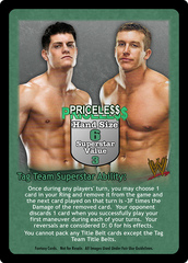 Priceless Superstar Card