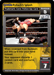 <i>Revolution</i> Ryback's Splash