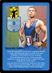 Santino Marella Superstar Card