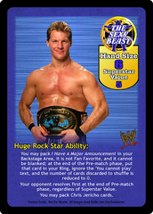 The Sexy Beast Superstar Card