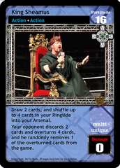 King Sheamus
