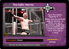 <i>Revolution</i> The Celtic Warrior