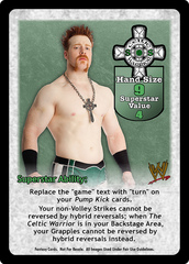 Sheamus Superstar Card