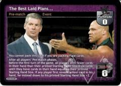 The Best Laid Plans...