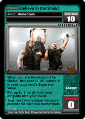 <i>Revolution</i> Believe in the Shield