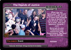 <i>Revolution</i> The Hounds of Justice