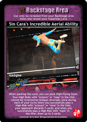 Sin Cara's Incredible Aerial Ability
