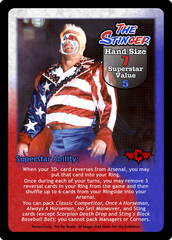 The Stinger Superstar Card