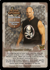 The Texas Rattlesnake Superstar Card