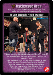 Tough Enough Head Trainer (TB)